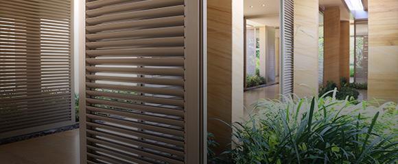 exterior blinds