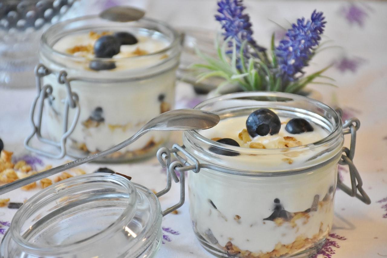 yogurt ice creams