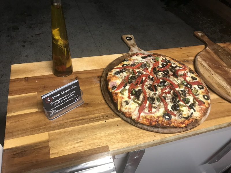 Woodfired Pizza, Melbourne Mobile Pizza