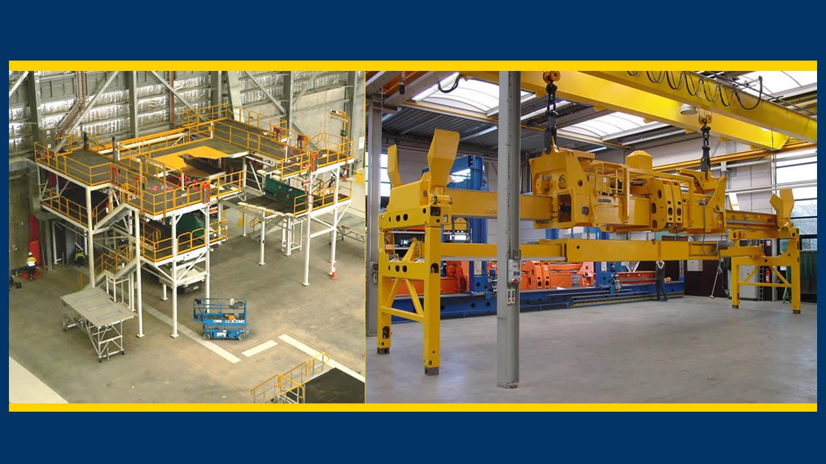 Handling Equipment, Automated Storage & Retrieval System