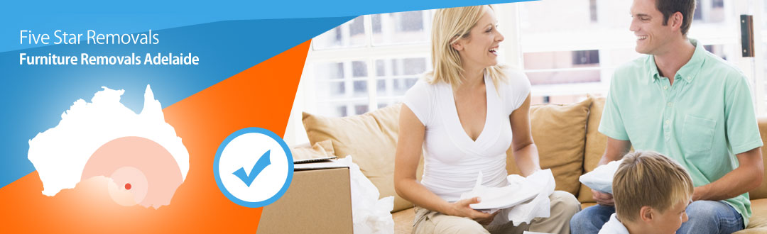 Removalists in Adelaide, House & Furniture Removals Adelaide