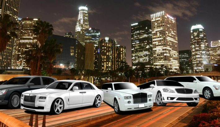 Melbourne Deluxe Chauffeurs
