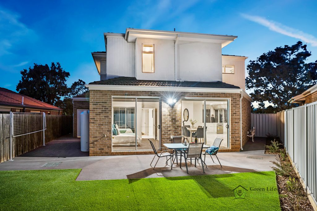 Green Lifestyle Homes