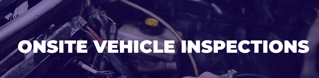 Mobile Vehicle Inspections
