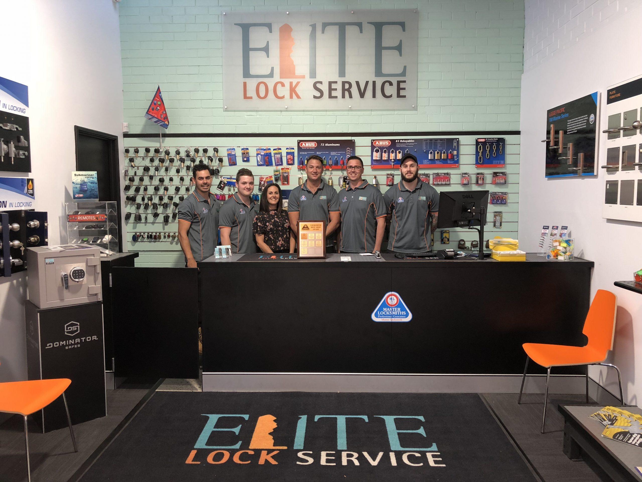 Elite Lock Services