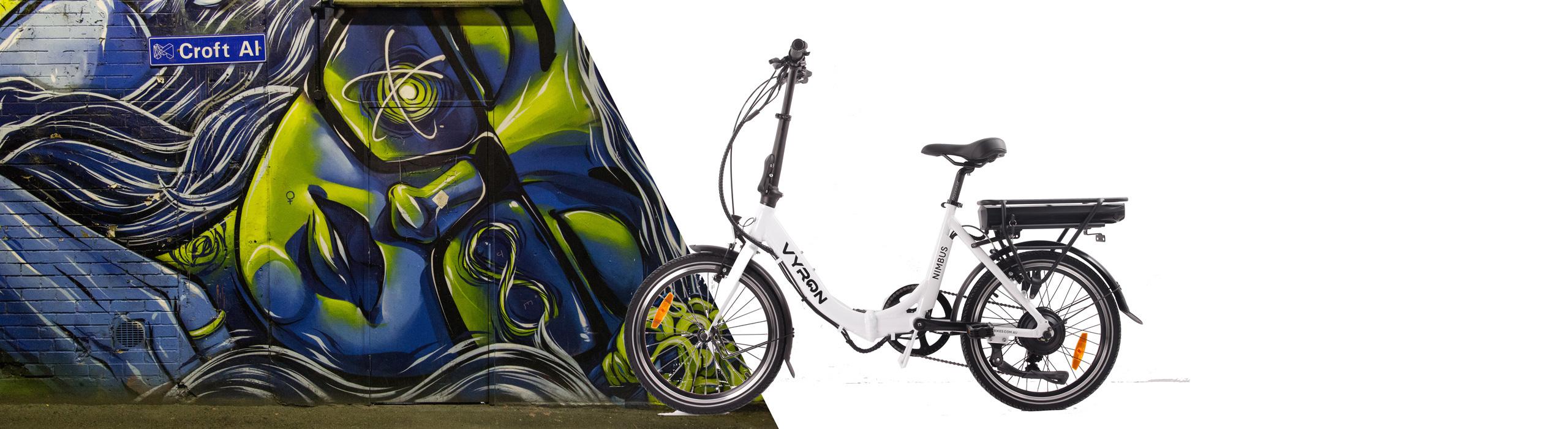 Vyron Electric Bikes